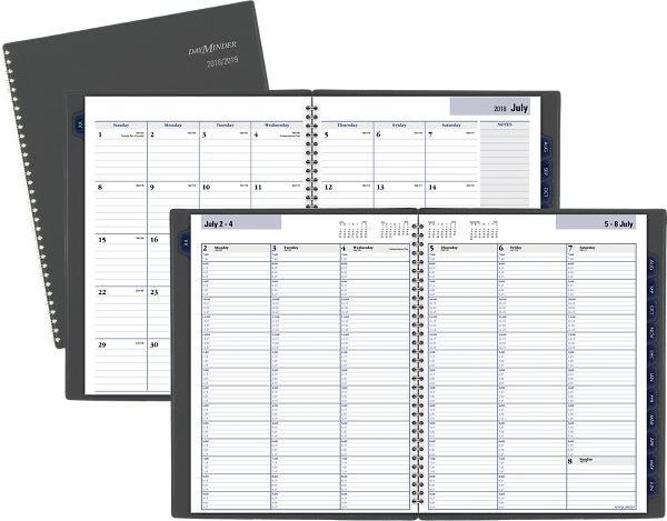 At-A-Glance Academic Weekly-Monthly Appointment Book - Academic Planning