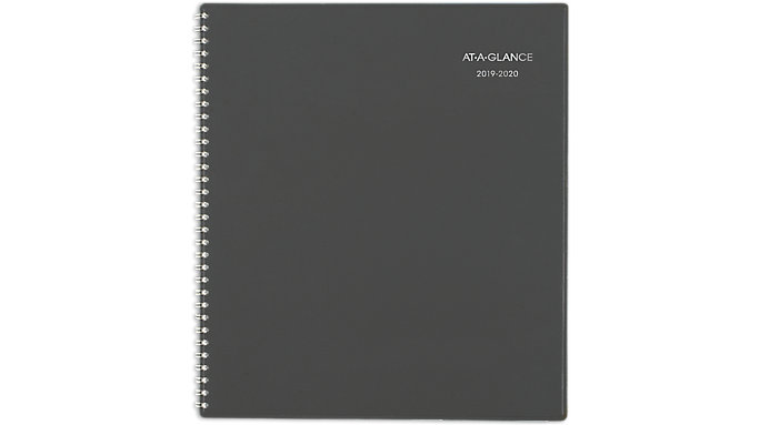 AT-A-GLANCE Academic Weekly-Monthly Appointment Book  (AYC520)