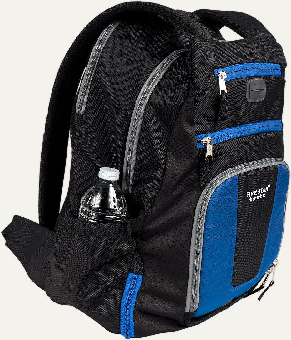 Ultimate Tech Backpack Bundle ( # BKPCKTECH)