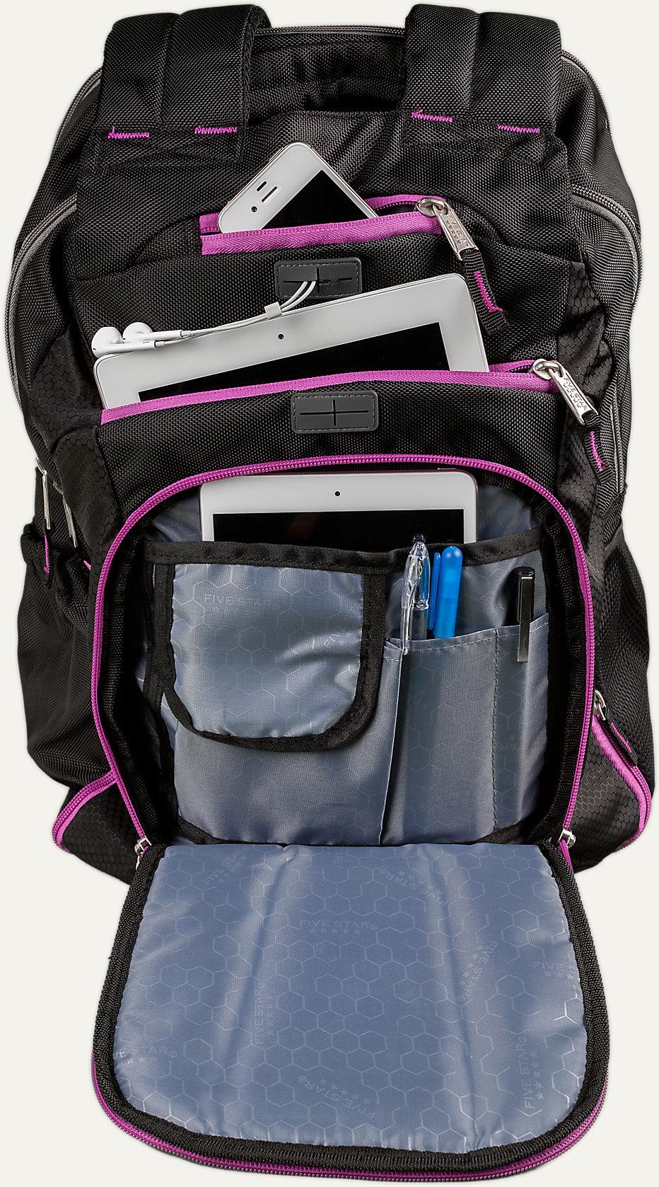 Ultimate Tech Backpack Bundle ( # BKPCKTECH)