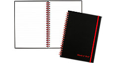 Ruled Business Notebook (Item # C67009)