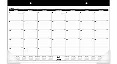 Academic Compact Monthly Desk Pad (Item # CAM104)