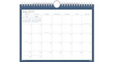 Academic Monthly Wall Calendar (Item # CAM202)