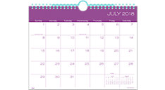 Academic Monthly Wall Calendar (Item # CAM206)