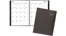 Business Academic Monthly Planner (Item # CAM602)