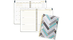 Modern Chic Academic Student Planner (Item # CAW407)
