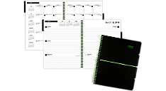 Academic Weekly-Monthly Planner  (Item # CAW605)