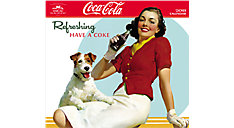 Coca-Cola Wall Calendar (Item # CCCW04)