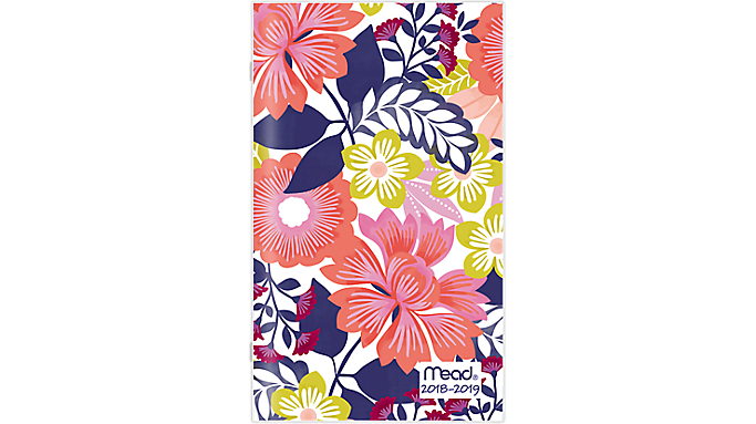 Mead 2-Year Monthly Pocket Planner - Planners 963297
