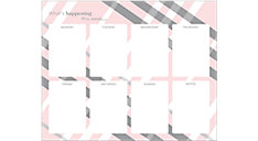 Simplicity Weekly Planning Pad (Item # CRW104)