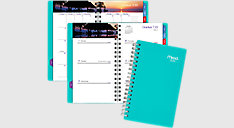 Tropical Weekly-Monthly Planner (Item # CRW321)