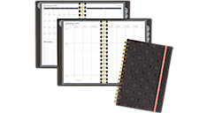 Organizher On-The-Go Weekly-Monthly Family Planner (Item # CRW504M)