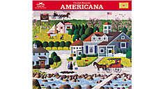 Charles Wysocki Americana Wall Calendar (Item # CWCW04)