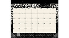 Lacey Monthly Desk Pad (Item # D141-704)