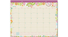 Garden Party Academic Desk Pad (Item # D150-704A)