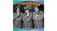 The Three Stooges 12x12 Monthly Wall Calendar (Item # DDD130)