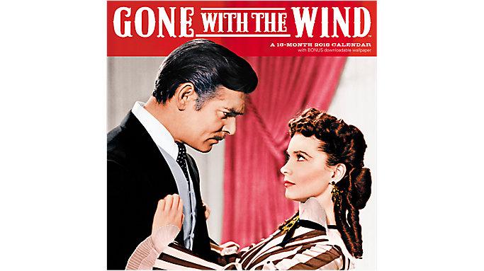 Day Dream Gone with the Wind Wall Calendar  (DDD138)