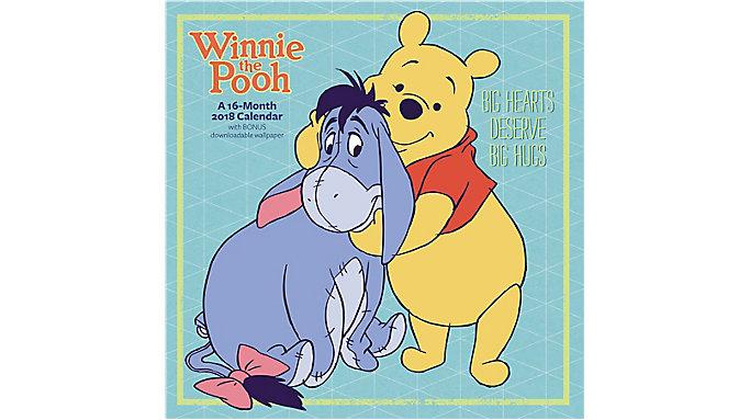 Day Dream Disney Winnie the Pooh Wall Calendar  (DDD152)