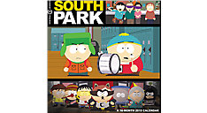 South Park Wall Calendar (Item # DDD187)