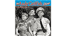 The Andy Griffith Show Wall Calendar (Item # DDD371)