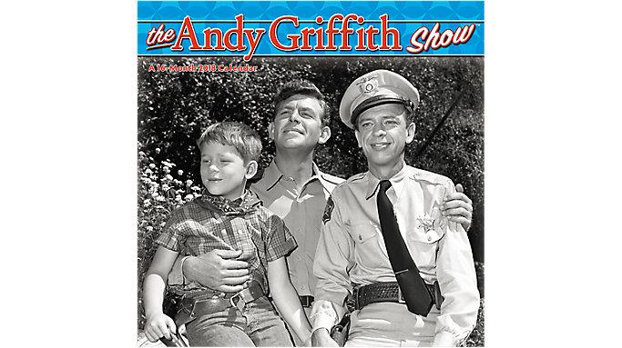 Day Dream The Andy Griffith Show Wall Calendar  (DDD371)