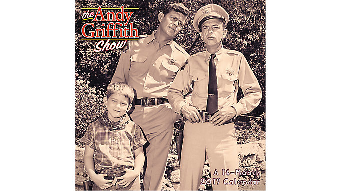 Day Dream The Andy Griffith Show Wall Calendar  (DDD371)