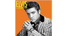Elvis Presley 12x12 Monthly Wall Calendar (Item # DDD373)