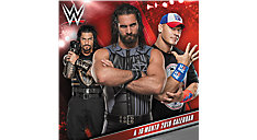 WWE Wall Calendar (Item # DDD474)