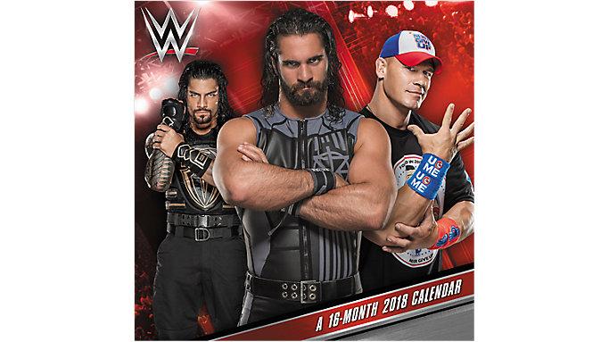 Day Dream WWE Wall Calendar  (DDD474)