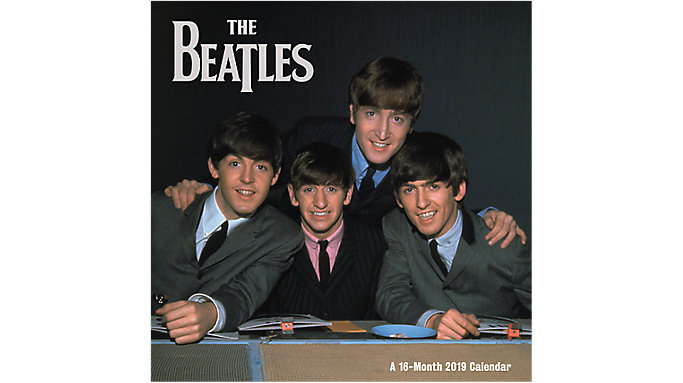 Day Dream The Beatles Wall Calendar  (DDD526)