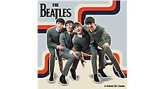 The Beatles 12x12 Monthly Wall Calendar (Item # DDD526)