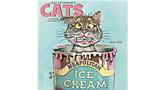 Gary Pattersons Cats Wall Calendar (Item # DDD550)