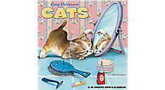 Gary Pattersons Cats Wall Calendar (Item # DDD550)