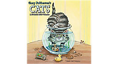Gary Pattersons Cats 12x12 Monthly Wall Calendar (Item # DDD550)