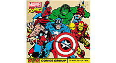 MARVEL Comics Wall Calendar (Item # DDD593)