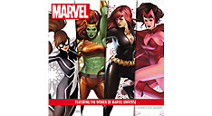 Women of Marvel Wall Calendar (Item # DDD670)