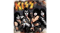 KISS Wall Calendar (Item # DDD711)