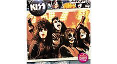 KISS 12x12 Monthly Wall Calendar (Item # DDD711)