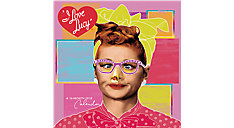 I Love Lucy Wall Calendar (Item # DDD741)