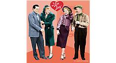 I Love Lucy 12x12 Monthly Wall Calendar (Item # DDD741)