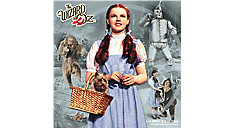 The Wizard Of Oz Wall Calendar (Item # DDD750)