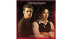 The Vampire Diaries Wall Calendar (Item # DDD805)