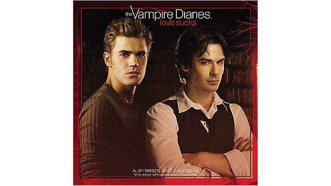 Day Dream The Vampire Diaries Wall Calendar  (DDD805)