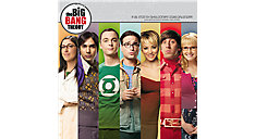 The Big Bang Theory Wall Calendar (Item # DDD826)