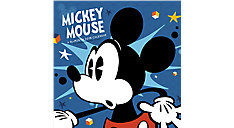 Disney Mickey Mouse Wall Calendar (Item # DDD848)