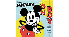 Disney Mickey Mouse 12x12 Monthly Wall Calendar (Item # DDD848)