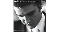 Elvis The Wertheimer Collection Wall Calendar (Item # DDD869)