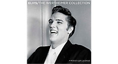 Elvis - Wertheimer Collection 12x12 Monthly Wall Calendar (Item # DDD869)