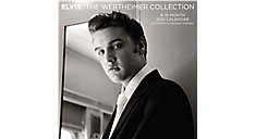 Elvis - Wertheimer Collection 12x12 Monthly Wall Calendar (Item # DDD869)