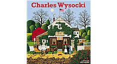 Charles Wysocki Americana Wall Calendar (Item # DDD876)